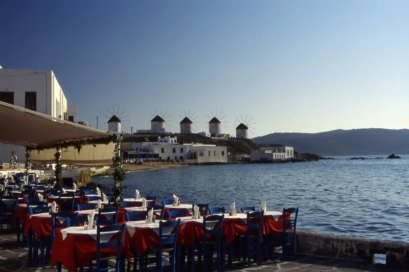 Hotel Despotiko - Mykonos stad - Mykonos